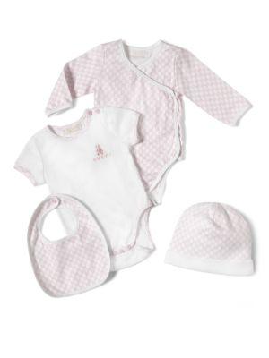 Infant's Four-Piece Gift Set