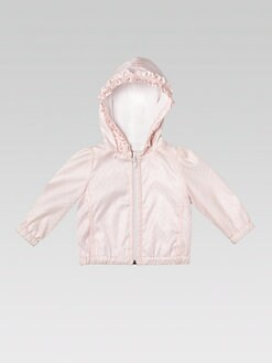 Gucci - Infant's Mini GG Jacquard Jacket
