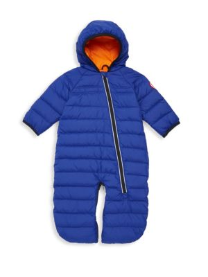 Baby's Pacific Hooded Footie