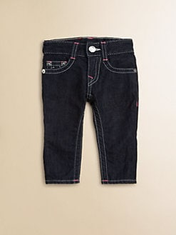 True Religion - Infant's Julie Super T Jeans