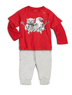 Diesel - Infant's Todib Eagle Tee
