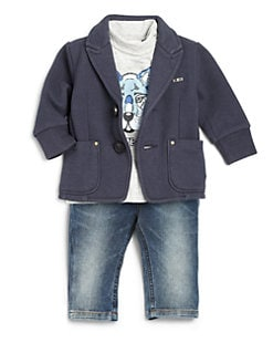 Diesel - Infant's Fleece Jacket
