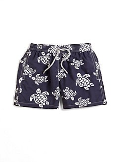 Vilebrequin - Infant's Classic Turtle Swim Trunks