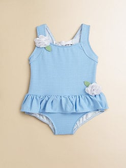 Florence Eiseman - Infant's Skirted One-Piece Swimsuit