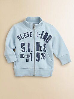 Diesel - Infant's Zip Sweatshirt