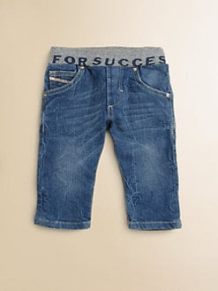 Diesel - Infant's Ribbed-Waist Jeans