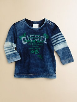 Diesel - Infant's Enzyme-Washed Tee