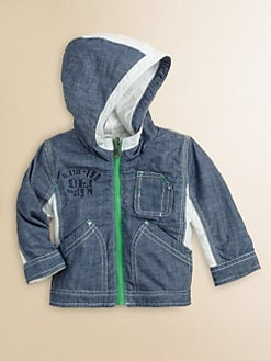 Diesel - Infant's Reversible Jacket