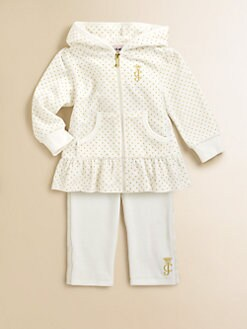 Juicy Couture - Infant's Velour Set