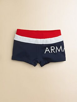 Armani Junior - Infant's Logo Swim Trunks