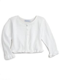 Florence Eiseman - Infant's Ruffled Cardigan