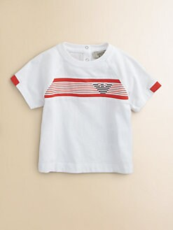Armani Junior - Infant's Logo Tee