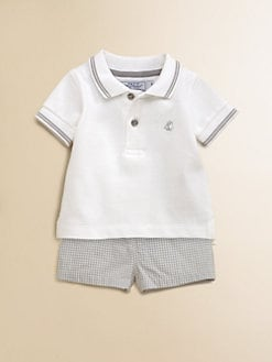 Petit Bateau - Infant's Polo Shirt