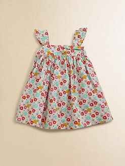 Petit Bateau - Infant's Flower Print Sundress