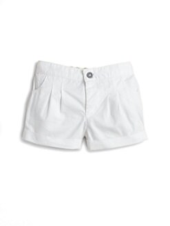 Petit Bateau - Infant's Pleated Shorts