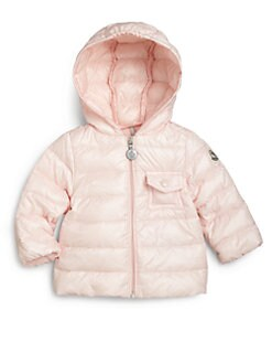 Moncler - Infant's Milou Hooded Puffer Jacket