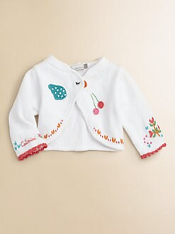 Catimini - Infant's Embroidered Cardigan