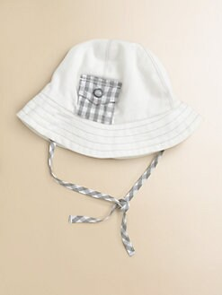 Catimini - Infant's Checkered Hat
