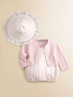 Isabel Garreton - Infant's Knit Cardigan