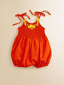 Isabel Garreton - Infant's Sun Bubble Shortall