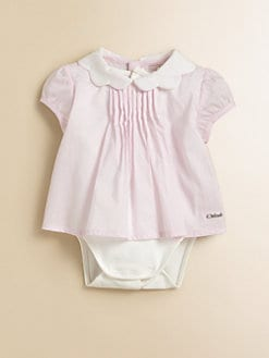 Chloe - Infant's Bodysuit & Blouse