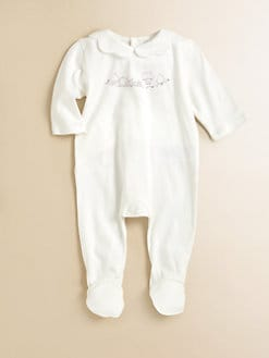 Chloe - Infant's Jersey Footie