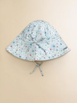 Chloe - Infant's Floral Print Sunhat