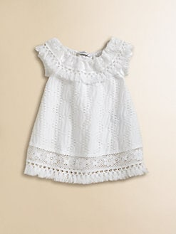 Dolce & Gabbana - Infant's Crochet Dress