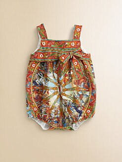 Dolce & Gabbana - Infant's Printed Shortall