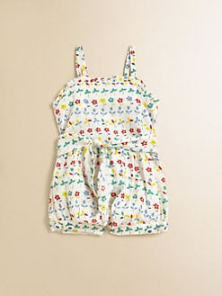Stella McCartney Kids - Infant's Annie Floral Romper