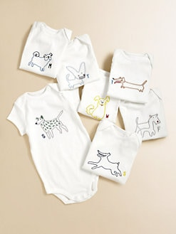 Stella McCartney Kids - Infant's Sammie Seven-Piece Days Of The Week Bodysuit Gift Set