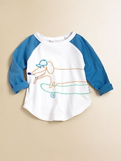 Stella McCartney Kids - Infant's Max Dog Tee