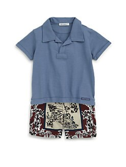Dolce & Gabbana - Infant's Polo Shirt