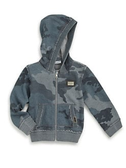 Dolce & Gabbana - Infant's Camo Hoodie