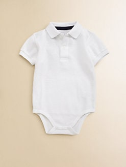 Hartstrings - Infant's Pique Polo Bodysuit