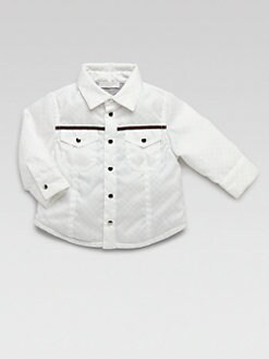 Gucci - Infant's Western Shirt
