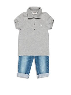 Gucci - Infant's Polo Shirt