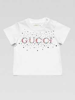 Gucci - Infant's Stars Web Tee