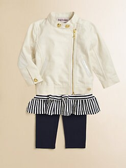 Juicy Couture - Infant's Canvas Jacket