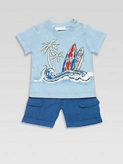 Gucci - Infant's Surfboard Tee
