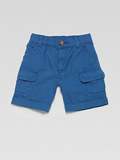 Gucci - Infant's Poplin Cargo Shorts
