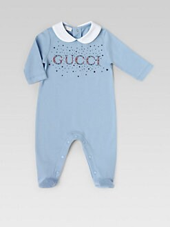 Gucci - Infant's Stars Sleepsuit