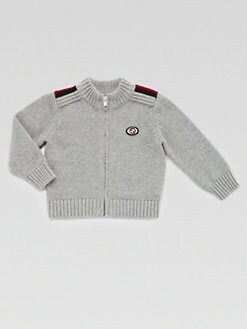 Gucci - Infant's Zip Cardigan