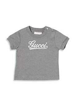 Gucci - Infant's Gucci Cursive Tee
