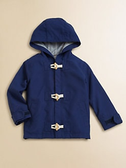 Andy & Evan - Infant's Hooded Microfiber Parka