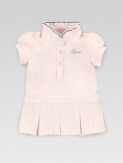 Gucci - Infant's Pique Polo Dress