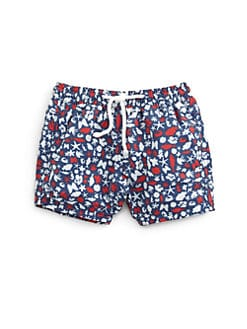 Oscar de la Renta - Infant's Sealife Swim Trunks