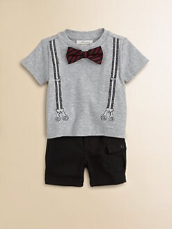 Miniclasix - Infant's Tee and Shorts Set