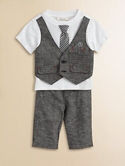Miniclasix - Infant's Tee and Pants Set