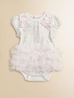Miniclasix - Infant's Embellished Print Bodysuit